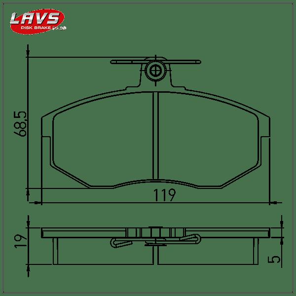 LV1412L P-005 - A