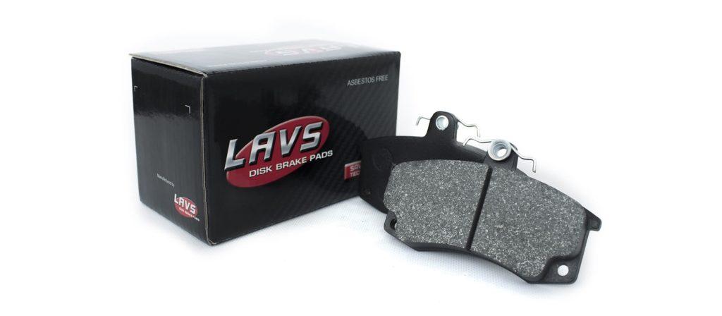 Тормозные колодки LAVS